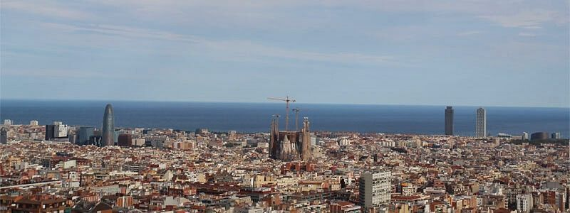 miradors de Barcelona