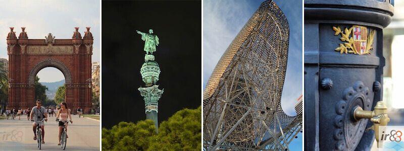 Monuments de Barcelona