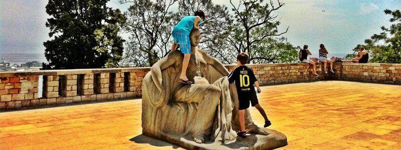 monuments Barcelona