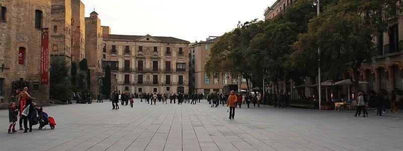 places de Barcelona