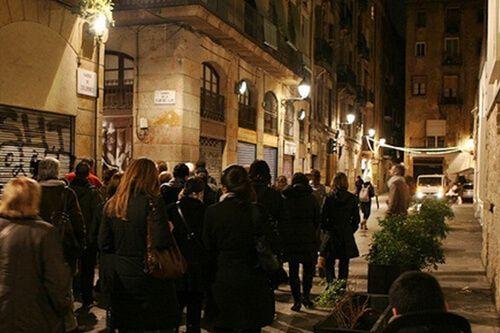 ruta nocturna Fantasmes Barcelona