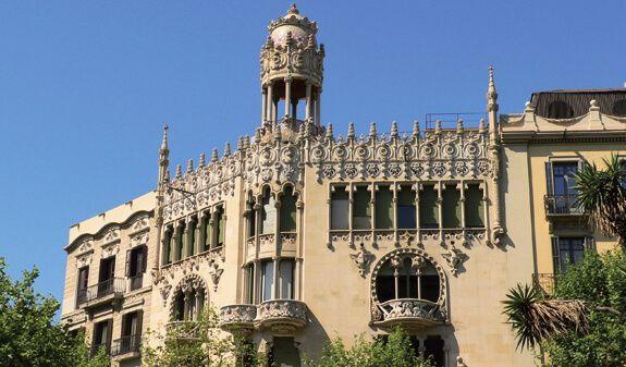 ruta guiada modernisme Barcelona