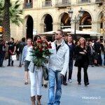 parella a Sant Jordi