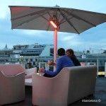 relax a les terrasses dels hotels