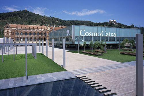 comprar entrades CosmoCaixa Barcelona