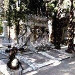 sepultura Cementeri de Montjuïc