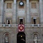 façana neoclàssica Ajuntament