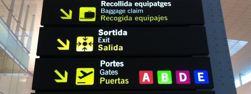 Centre Barcelona des de Aeroport Girona - Costa Brava