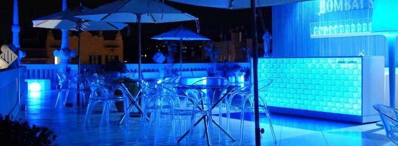 terrassa Blue View Casa Fuster