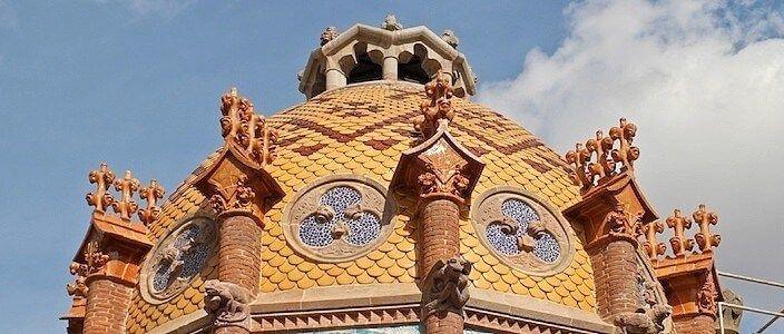 Recinte Modernista Hospital de la Santa Creu i Sant Pau