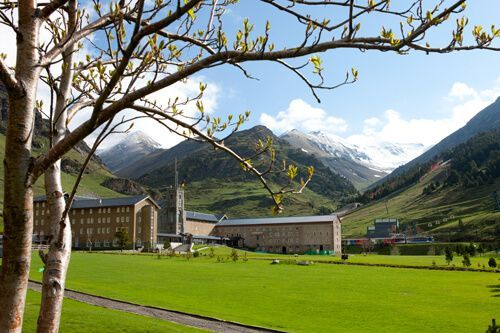 Pirineus Vall de Núria