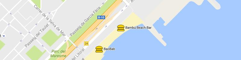 Bambú Beach Bar