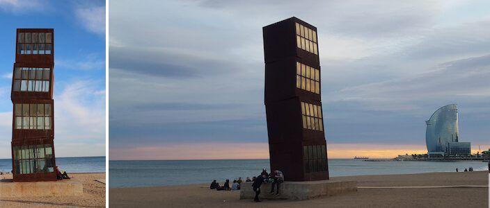 L'Estel Ferit Barcelona