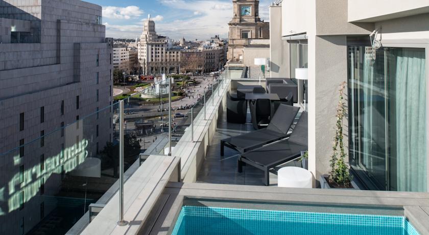 Hotel Catalonia Square Diagonal Zero