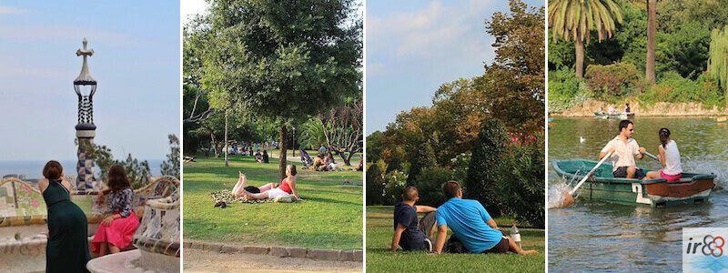Parcs de Barcelona
