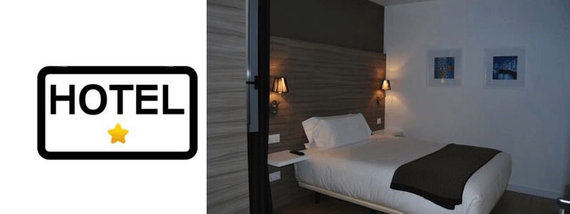 hotels 1 estrella Barcelona