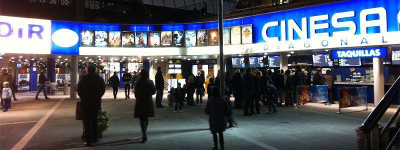 cinemes de Barcelona