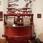 premsadora Museu de la Xocolata