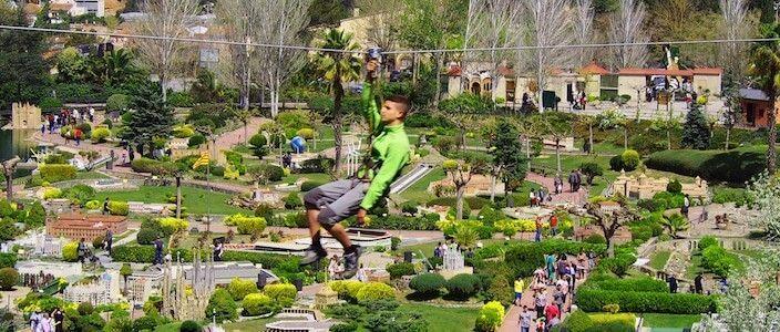 Catalunya en Miniatura - Parc d'Aventures