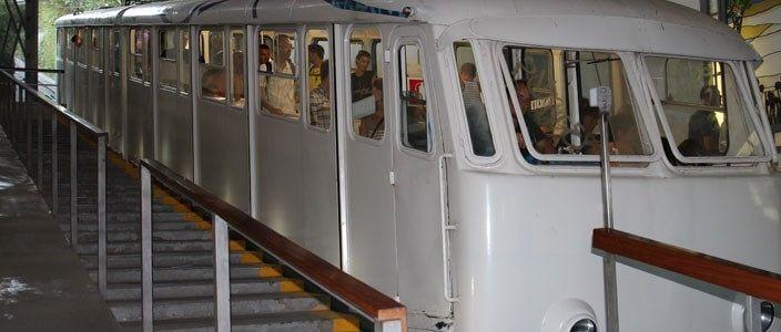 Funicular del Tibidabo