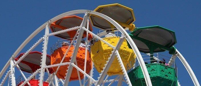 Parc Atraccions Tibidabo