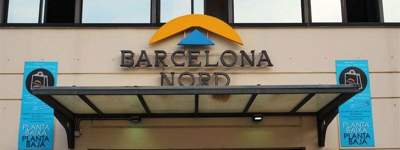 arribar en autobús a Barcelona