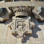 escut monument Cristòfor Colom