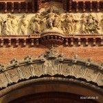 gravats Arc de Triomf