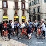 turistes en bici