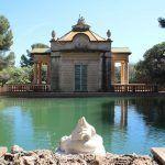 estany Parc del Laberint d'Horta
