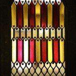 vidriera Palau Güell