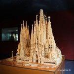 maqueta Sagrada Familia (MHCAT)