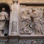 detalls interior Catedral de Barcelona