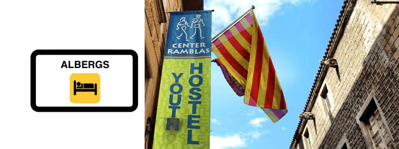 albergs Barcelona