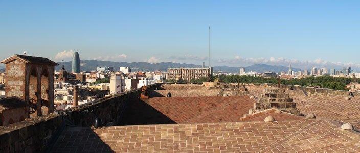 Visita guiada a les terrasses de Santa Maria del Mar