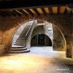 entrada palau medieval