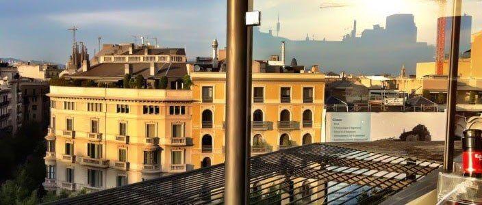 Vespres Inedit's 2013, Tapes + Damm Inedit Terrasses Hotels
