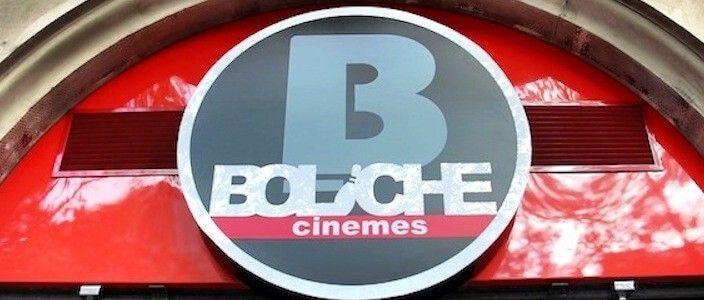 Sala de Cinema Italià als Cinemes Boliche de Barcelona