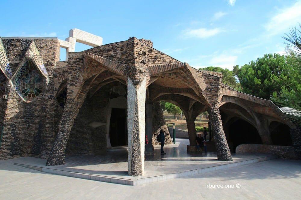 Cripta Gaudí i Colònia Güell