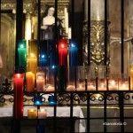 espelmes capella Santa Maria del Pi