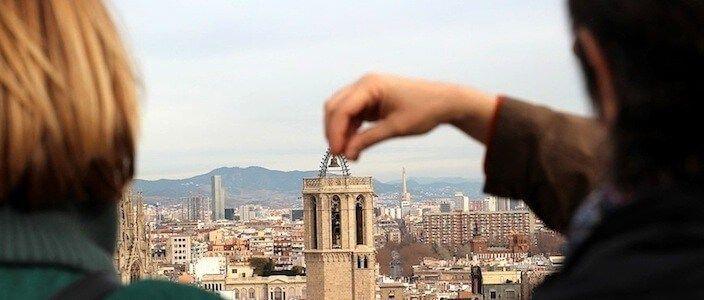 Visita guiada a la Basílica de Santa Maria del Pi i al seu campanar