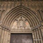 porta entrada Santa Maria del Pi