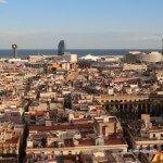 vistes litoral Barcelona