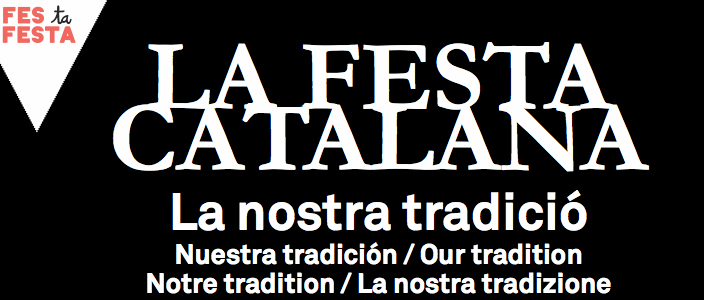 La Festa Catalana 2014 Barcelona
