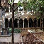 claustre església Santa Anna