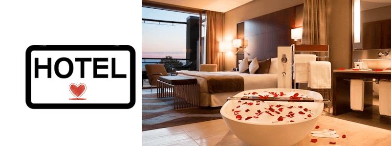 hotels romàntics Barcelona