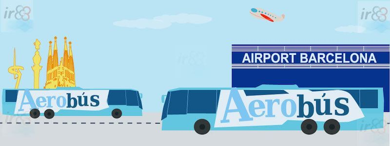 Aerobús Barcelona - Aeroport