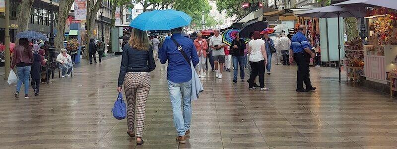 Què fer a Barcelona si plou