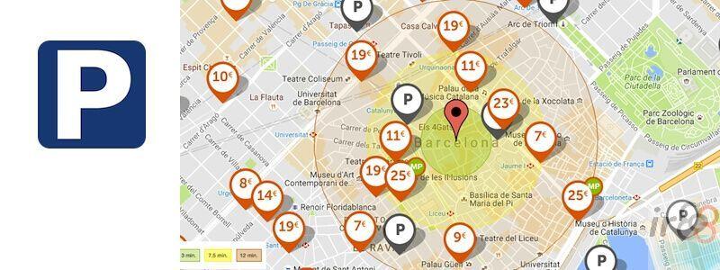 on aparcar a Barcelona?