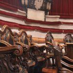 seients Amfiteatre Anatòmic de Barcelona